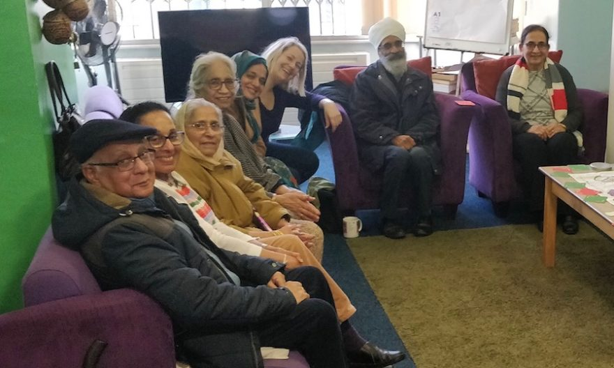 touchstone bme dementia cafe